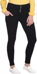 Slim Women's Black Jeans