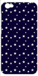 Star Blue Print Back Cover for Vivo Y55L