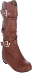 Tan Calf Boot