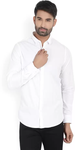 White Cotton Shirts for Men