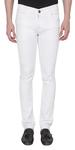 White Regular Jeans