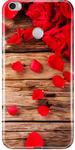 Xiaomi Redmi Max Red Print Back Cov