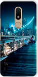 Back Cover for Motorola Moto M