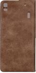 Leather Flip Cover for Lenovo K3 Note
