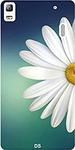 Flower Print Designer Cover for Lenovo K3 Note
