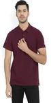 Adidas Maroon T-shirt
