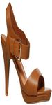 Bata Heel Sandal
