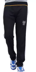 Black Jersey Track Pant
