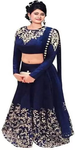 Blue Stylish Lehenga
