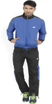 Blue and Black Track Suit