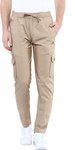 Beige Cargo for Men