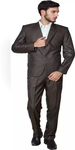 Formal Solid Men's Suit