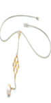 Garnier Line Necklace
