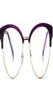 Graviate Clubmaster Eyeglasses