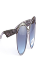 Horn Shape Sunglasses