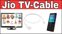 Jio Tv cable