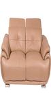 Leatherette Sofa Set