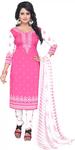 Printed Salwar Suit Dupatta Material