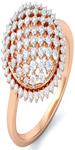 Rose Gold Ring for Women