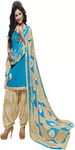 Sky Blue Women's Salwar Suit