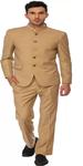 Beige Suit for Men