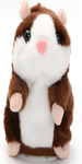 Taking Nodding Hamster Toy Speech Record Mimicry Repeat
