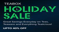 Teabox Sale