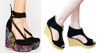Women Wedges