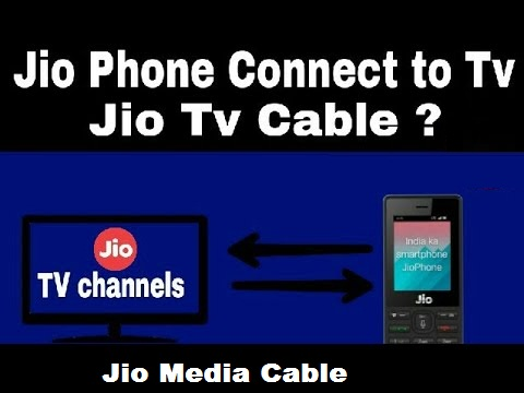 Jio Media Cable